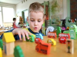 At What Age Should a Child Be Placed in Child Care