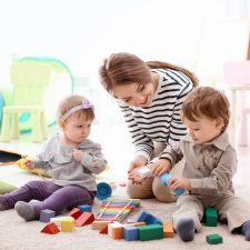 au pair and nanny